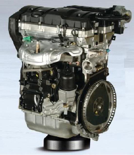 میل لنگ موتور پژو 206